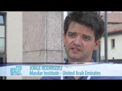 Jorge Rodriguez - Masdar Institute, United Arab Emirates