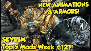 Skyrim Top 5 Mods of the Week #127 (Xbox One Mods)
