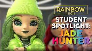 Jade Being a Total Baddie for 3 Minutes Straight | Rainbow High Compilation