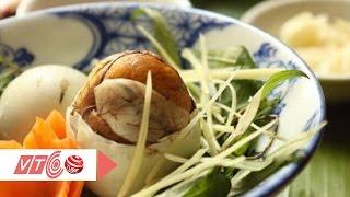 Cẩn trọng khi ăn nhiều trứng vịt lộn | VTC