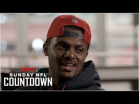 Deshaun Watson Is On A Journey To See The World | NFL On ESPN