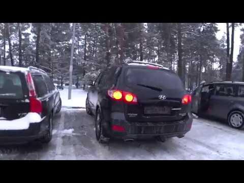 Download Youtube: Купил Hyundai Santa Fe в Утене | Пришла зима | Два некрашенных VW c авторынков в Литве