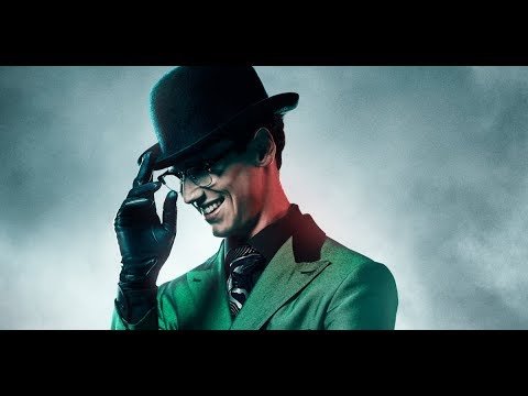 """Transformation from Edward Nygma into """"The Riddler!"""""""
