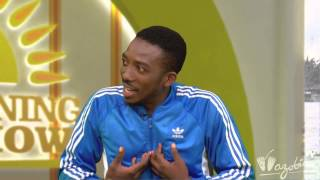 GUDU MORNING NAIJA SHOW - Bovi Interview  Wazobia TV