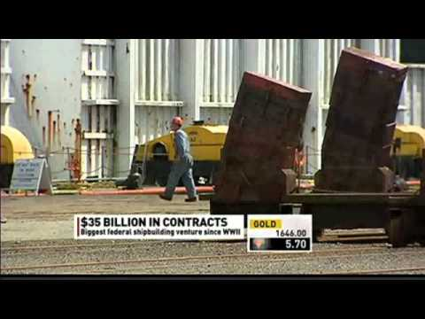Staples on Lang and OLeary - Shipbuilding - October 19 2011.avi