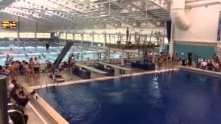 GStar 2013 - Matthew Riley - Dacorum Diving Club