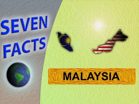 7 Facts about Malaysia