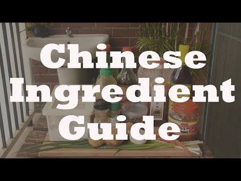 Chinese Pantry Essentials - What to Buy at a Chinese Supermarket