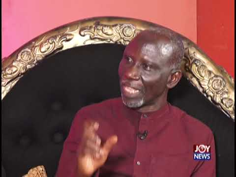 Time With Uncle Ebo Whyte - PM Personality Profile (24-8-18)