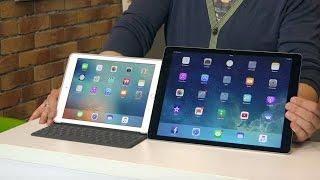 iPad Pro 9.7 - знакомимся с планшетом(Многие говорят, что новый iPad Pro 9.7 - это лучший планшет на рынке в своей категории. В этом видео знакомимся..., 2016-04-25T13:21:22.000Z)