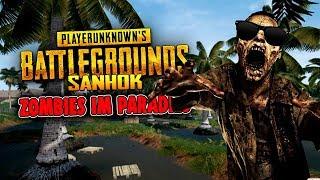 Zombies im Paradies - Playerunknowns Battlegrounds Sanhok