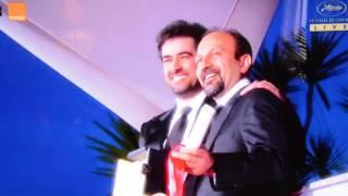 Cannes 2016 Awards for Iran & Canada جوایز جشنواره سینمایی کن برای ایران و کانادا