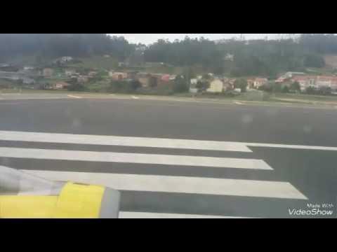 Despegue desde Aeropuerto de Alvedro ( A Coruña )