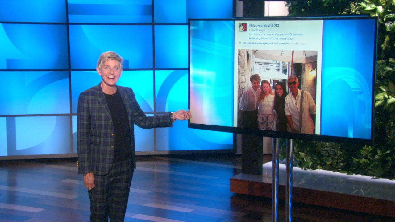Ellen degeneres dating hjemmesider
