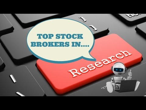 Best Stock Brokers for Research, Reports and Tips in India