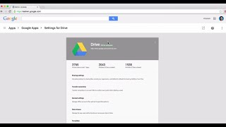 Google Drive for Work: Secure sharing