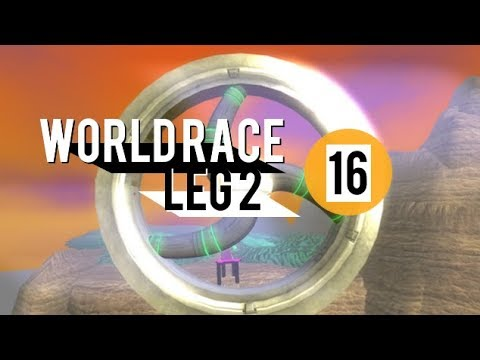 Distance Advent Calendar #16: World Race, Leg 2, by 099