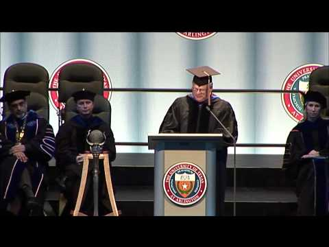2015 May Commencement - College of Education