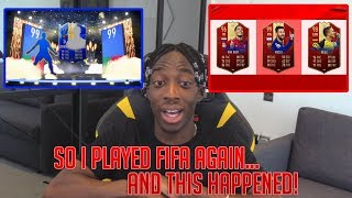 PACKING 99 RONALDO + A CRAZY TOTS PLAYER PICK!!!