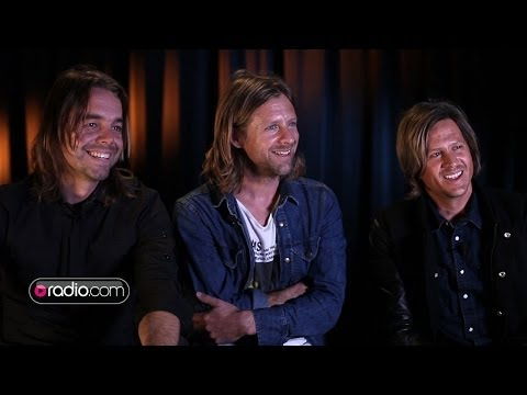 Switchfoot Recall Their First Time On The Radio