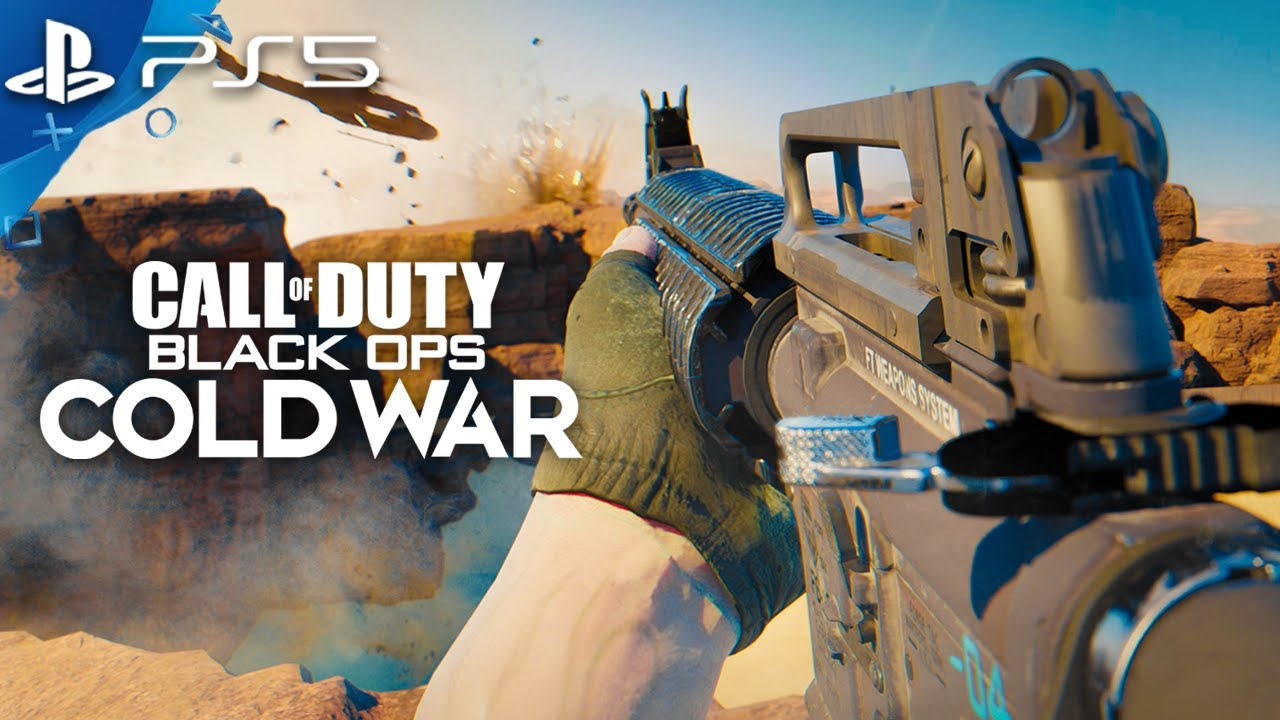 First Details On Black Ops Cold War Ps5 Gameplay Features Playstation 5 Youtube