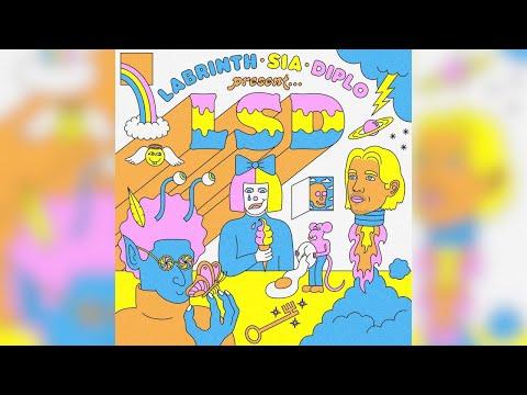 Labrinth, Sia & Diplo present... LSD (FULL ALBUM) [HQ Audio]