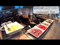 Refurbished Norwegian Epic | Breakfast Buffet in Garden Café 2017 Complete tour.