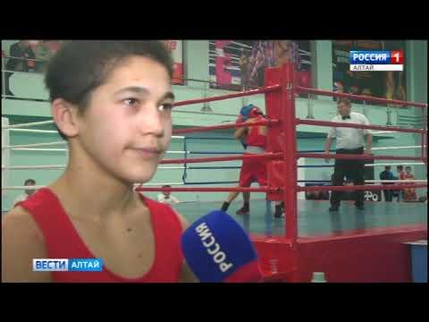 Сильнейшие боксёры Сибири приехали в Алтайский край на соревнования