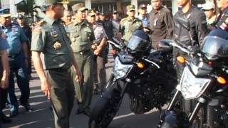 Video Panglima TNI Tinjau Kesiapan Pengamanan KTT APEC Tahun 2013 download MP3, 3GP, MP4, WEBM, AVI, FLV Oktober 2018