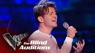 Jimmy Balito's 'Higher Love' | Blind Auditions | The Voice UK 2019