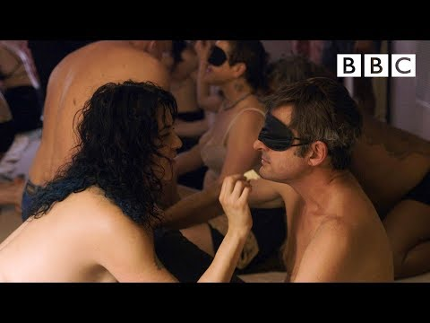 Louis Theroux Strips Off At A Sensual Eating Party 🍆 - BBC