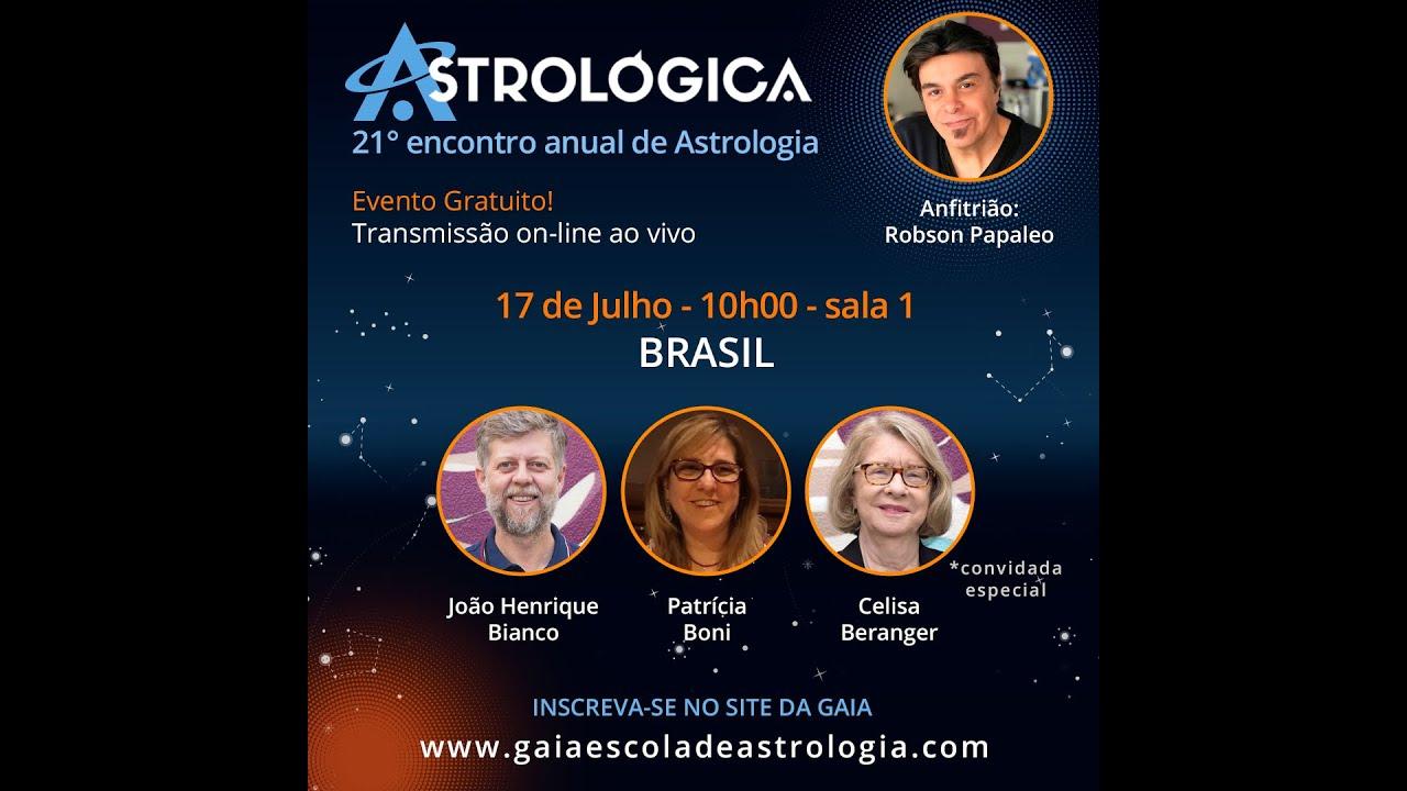 ASTROLÓGICA ® 2021 - Sala 1   Brasil