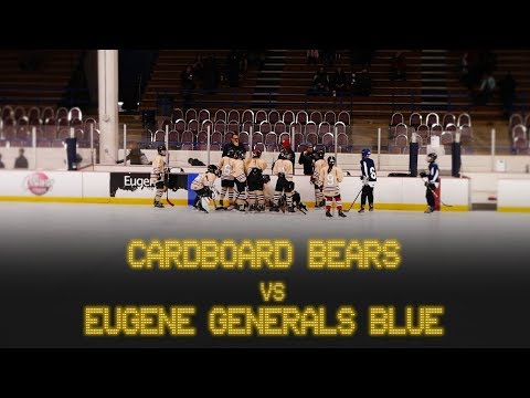 Eugene Tournament - Bears vs Eugene Jr. Generals Blue