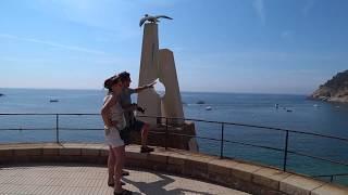 Испания-Каталония-Коста Браво - Тосса Ди Мар - краткий тур