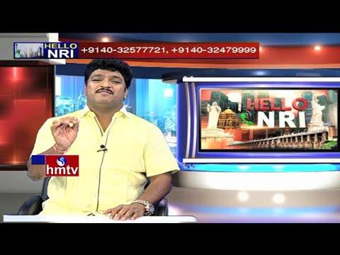 Mimicry Artist Shiva Reddy Exclusive Interview | Hello NRI | HMTV