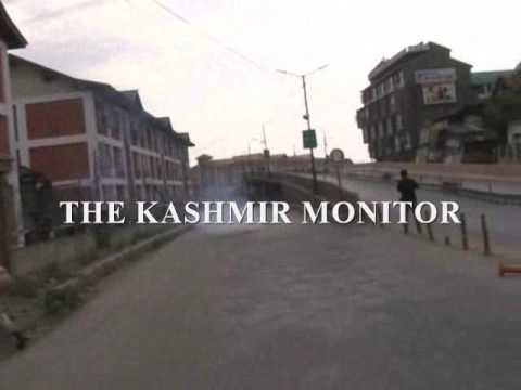Kashmir Killings: Protesters clash with government forces in Srinagar