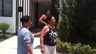 DMX: La lady de infona. Conflicto vecinal. parte II