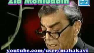 Zia Mohiuddin - Mustafa Zaidi / Aale Raza