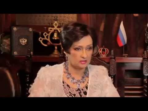 Зинаида Михайловна Кириенко - народная артистка РСФСР