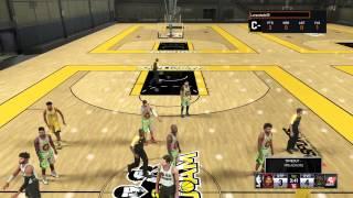 NBA 2K16 (PS4) - ProAm Invisible Players Glitch