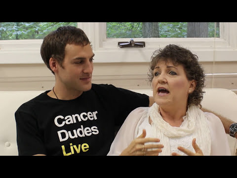 Healing pancreatic cancer after treatment failed. Kay Hahn and Chris Wark (Chris Beat Cancer)