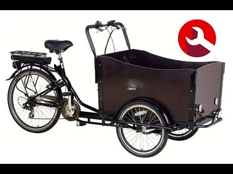 How to service Cargo Electric Bike after 20 km.