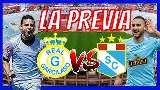 😱LA PREVIA ⚽Real Garcilaso vs Sporting Cristal⚽ Torneo Apertura Peru Cup 2019 - Liga 1