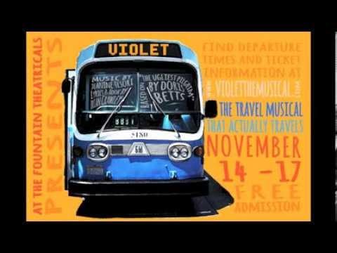 Violet's Travel Log - Ep  1