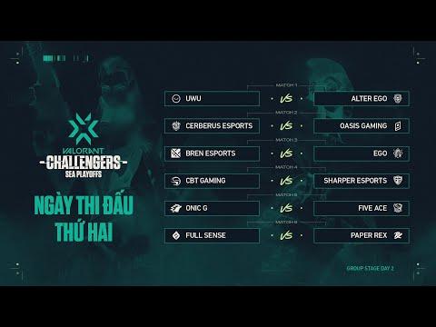 VALORANT - Vietnam - UwU vs. ALTER EGO - 2021 VCT Stage 3 -