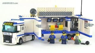 LEGO City 2014 Mobile Police Unit 60044 set review!(http://JANGBRiCKS.com Instagram: jangbricks4real Facebook/Twitter: JangBricks I strive to maintain a positive, safe, family-friendly* environment in the ..., 2013-12-14T03:23:13.000Z)