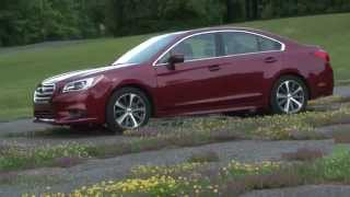 2015 Subaru Legacy - TestDriveNow.com Review by Auto Critic Steve Hammes