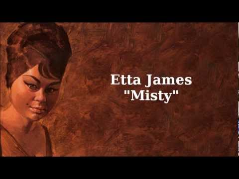 Клип Etta James - Misty