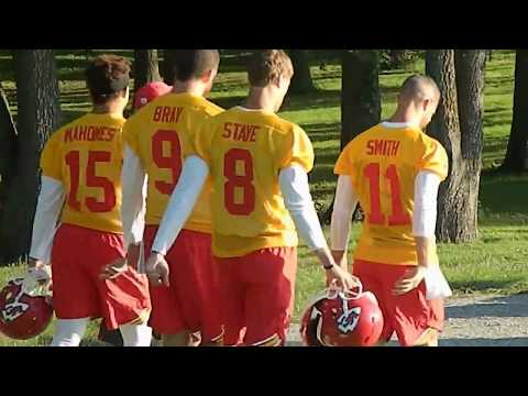 Mahomes, Bray, Stave, and Smith