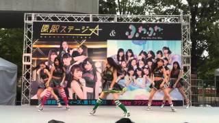 原駅ステージA ふわふわ デビューシングルリリースイベント 2016.4.13 ...